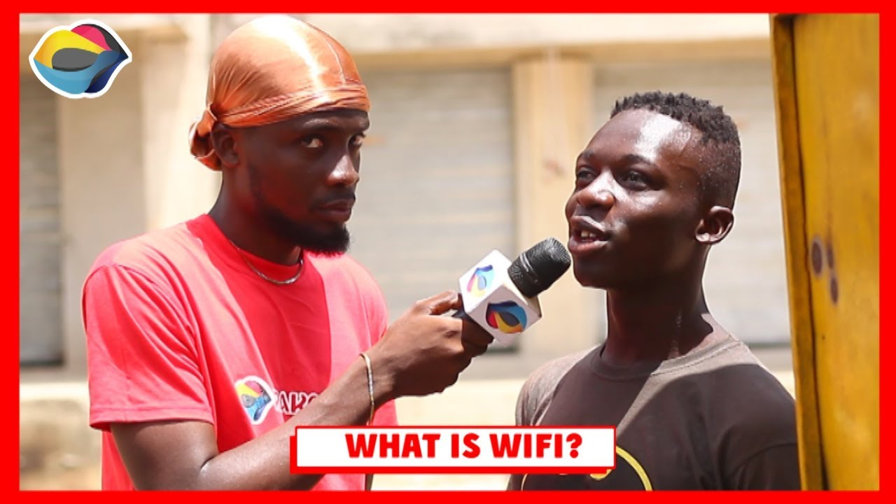 What is a WiFi? | Street Quiz | Funny Videos | Funny African Videos | African Comedy |