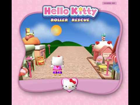 Hello Kitty Roller Rescue Online Game Preview