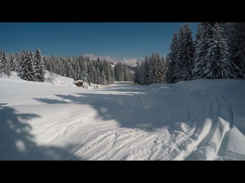 Fin saison ski Hiver 2018, Domaine Skiable Saint Gervais Mont Blanc.