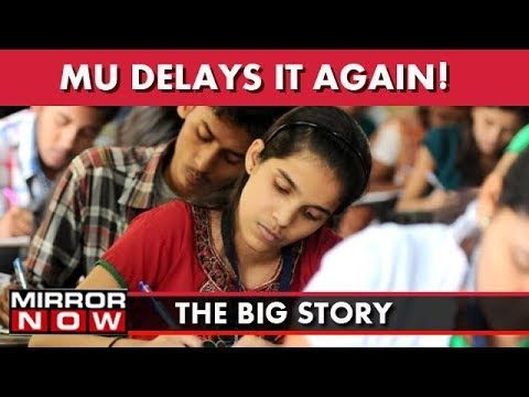 Mumbai University Disappoints Again I The Big story (August 21)