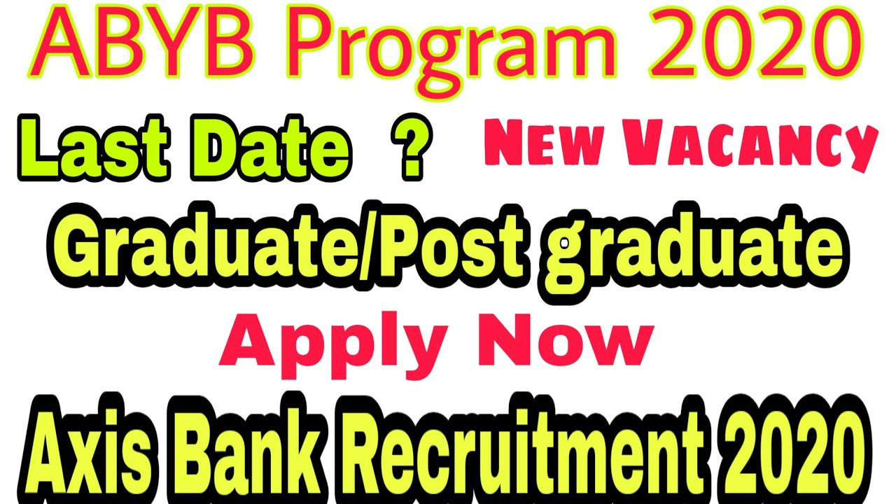application form for axis bank recruitment 2014