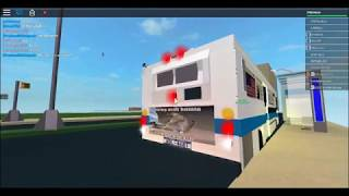 (Roblox/TBT) Last Orion V CNG Ride (with other buses running)