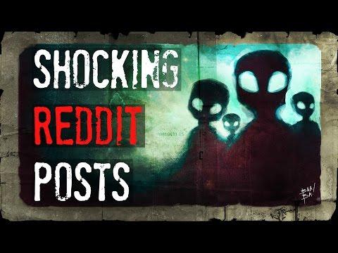 5 Deeply Disturbing Reddit Posts
