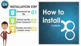 EndNote Installation Guide for Library Member