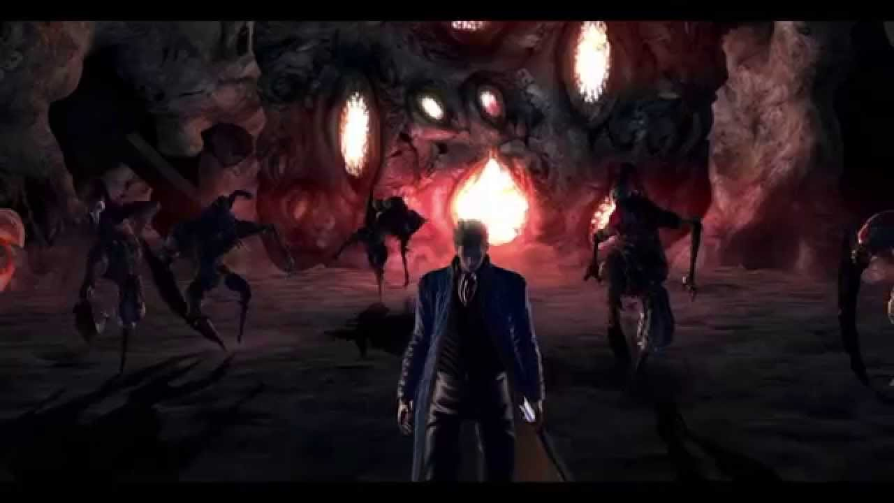 dmc4 special edition vergil ending a relationship