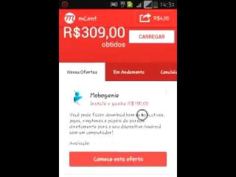Mcent aumentando Dinheiro Ganhar credito celular MAIO 2017 Funcionando (OFICIAL)