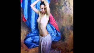 Эротика художника Antonio Macedo, эротика в живописи