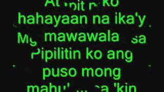 Repeat youtube video PANGAKO w/ lyrics by cueshe