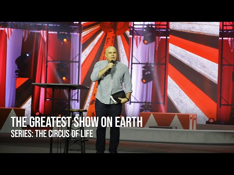 Kerry Shook: The Greatest Show on Earth