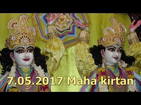 7  05 2017 Maha kirtan ISKCON Dnipro Ukraine