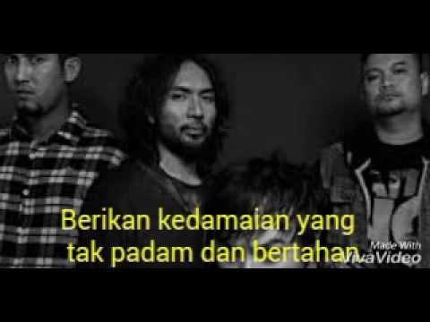 CUPUMANIK -Broken home lirik (album menggugat)