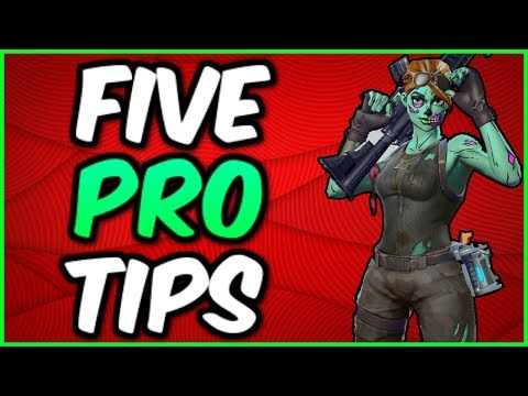 5 Tips Pro Fortnite Players USE That You Don't! (Fortnite Battle Royale)
