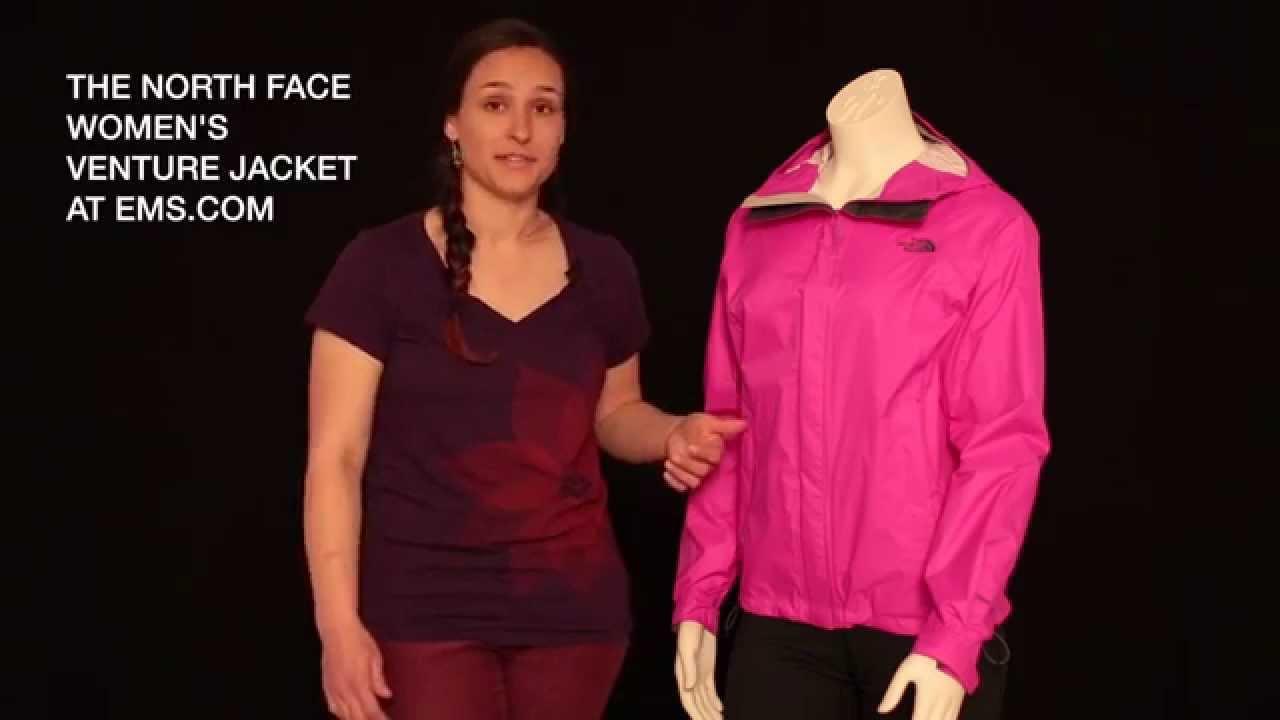 8e2b5bbf7 THE NORTH FACE Women's Venture Jacket
