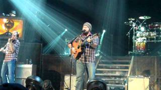 """Keep Me in Mind"" Zac Brown Band, Chicago 2011"