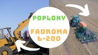 POPLONY POD BURAKI / ŁADOWANIE JĘCZMIENIA (FADROMA Ł200)