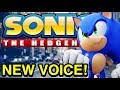 NEW Sonic Voice Actor for Sonic Movie 2019 - Sonic Discussion - NewSuperChris