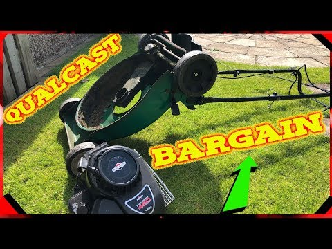 How To Service A Briggs And Stratton 35 Classic Lawnmower