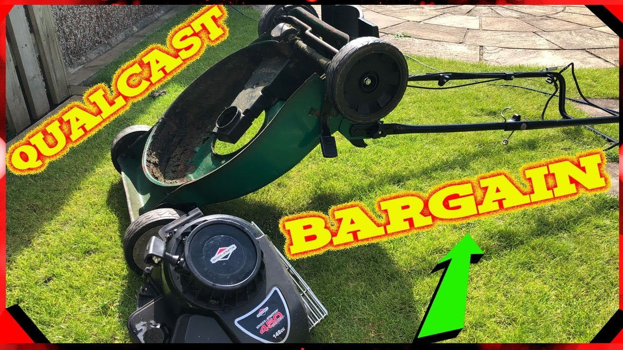 How To Service A Briggs And Stratton 35 Classic Lawnmower Engine