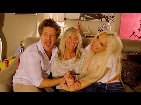 MEETING MY GIRLFRIEND'S MOM FOR THE FIRST TIME!!