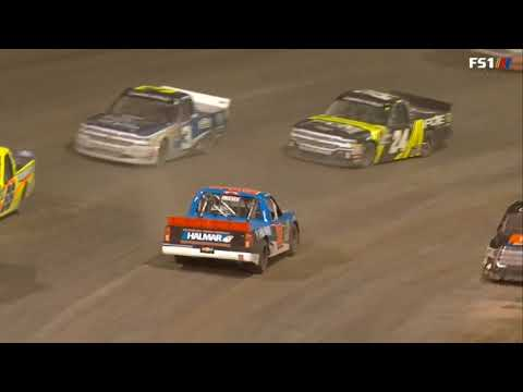 NASCAR Camping World Truck Series 2018. Eldora Dirt Derby. All Crashes & Fails Compilation