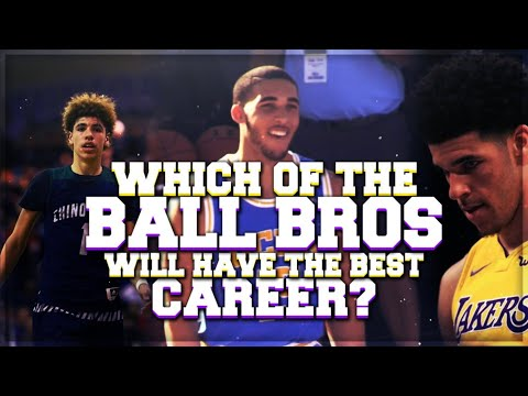 Which BALL BROTHER Will Have The BEST Career When It's All Said & Done!?
