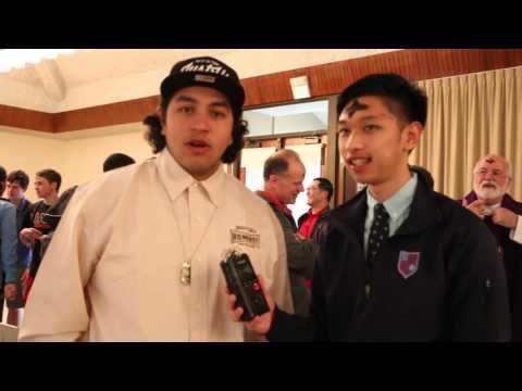 Report: Homeboy Industries Visits St. Ignatius College Prep