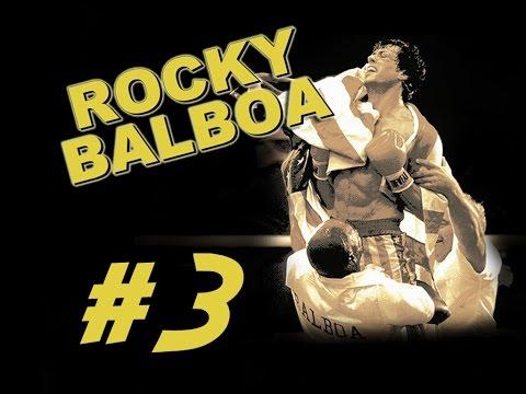 ROCKY BALBOA [PSP] #3 - Rocky vs. Apollo Creed (2)