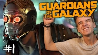 I'M SO GLAD THEY MADE THIS INTO A GAME! | Guardians of the Galaxy #1