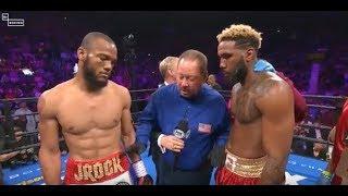 Jarrett Hurd vs Julian Williams - Full Fight