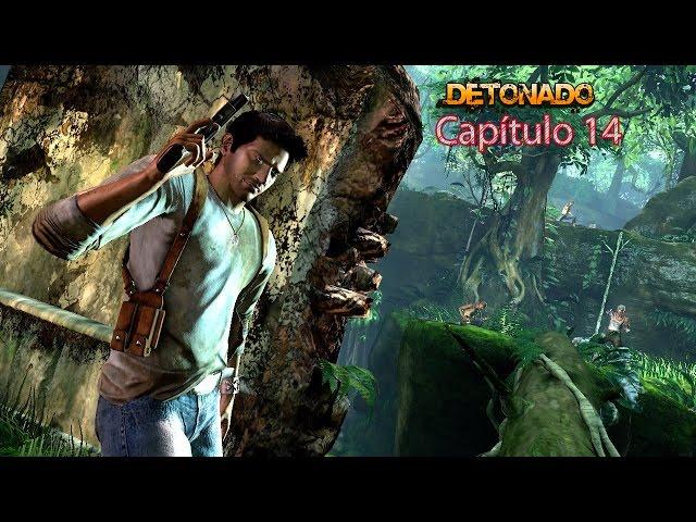 Detonado Uncharted Drake's Fortune: Capítulo 14 - Exploração Subterrânea - Em PT