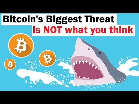 The Biggest Danger To Bitcoin Is Not What You Think