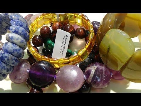 Радуга Самоцветов Новинки Браслеты Натуральные камни