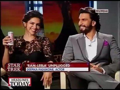 HT Exclusive Interview of Ranveer Singh & Deepika Padukone