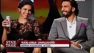 HT Exclusive Interview of Ranveer Singh u0026 Deepika Padukone