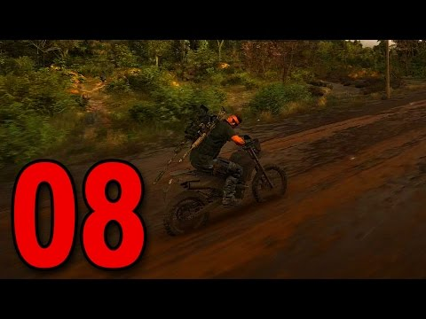Ghost Recon: Wildlands - Part 8 - Dirt Bike is Awesome!