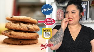 Pastry Chef Reviews Store-Bought Cookie Dough
