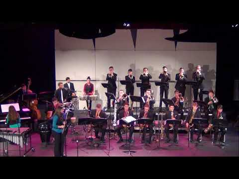 Northgate High School Jazz Band I Fall Concert
