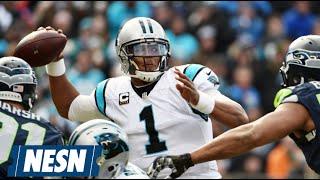Seahawks Fan Wants Cam Newton Banned From CenturyLink Field