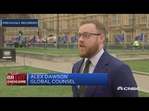 Can't rule out no-deal Brexit, former PM May's advisor says | Squawk Box Europe