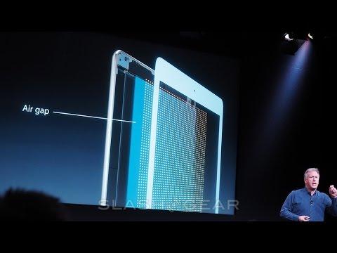 Apple ra mắt iPad Air 2, dự đoán về Apple TV