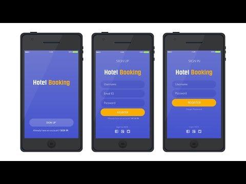 Booking.com Hotel Login