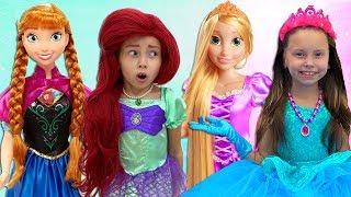 Alice and Funny Compilation de las mejores series sobre Friends & Princesas