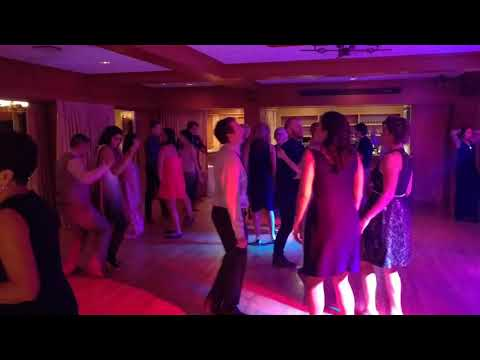 Andy Soul Entertainment - Wedding Reception at Royal Vancouver Yacht Club
