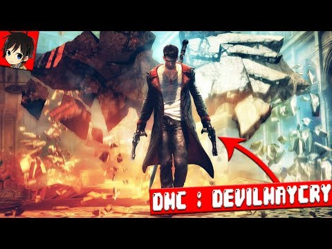 Ba asta nu-i DANTE !? | DMC : DevilMayCry | Ep.1