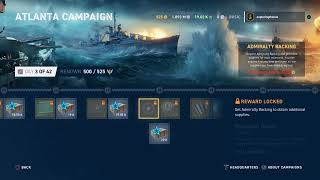 New batte pass World Of Warships Legends PS4