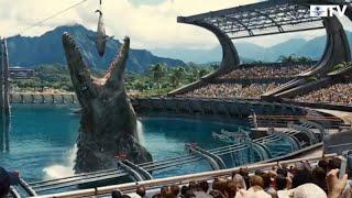 Nuevo adelanto de Jurassic World