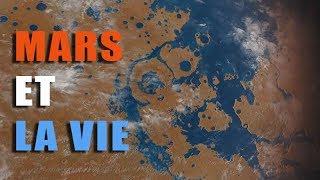 Vie sur Mars : Nouvelle découverte de Curiosity ! DNDE#61