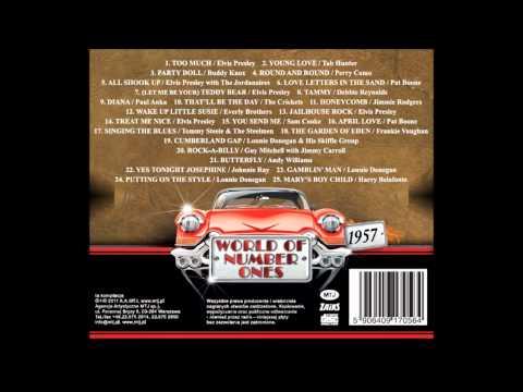 World of Number Ones 1957 - Elvis Presley - Treat me nice