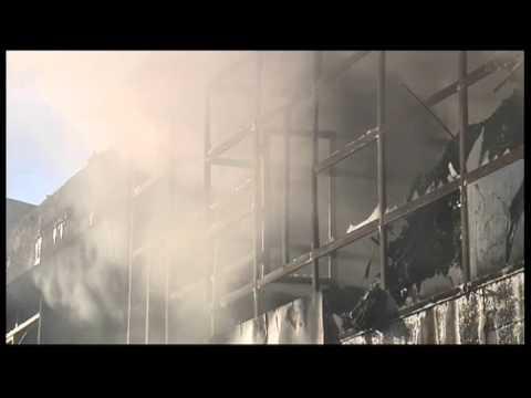 7075WD AFGHANISTAN-KABUL MARKET FIRE