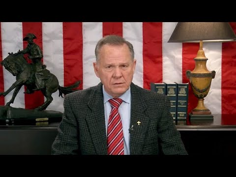 Roy Moore refuses to concede Alabama Senate race